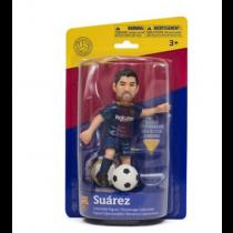 Figura Coleccionable Suárez Barcelona