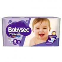 Babysec Premium G (8.5 a 12 Kg) - x30