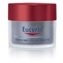 Crema Eucerin Volume Filler Noche Piel Seca 50 ML