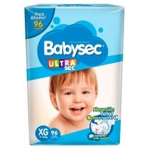 Babysec Ultra XG (11 a 14 Kg) - x96