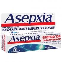 Gel Secante Asepxia Emergencia Spot Transparente 28g