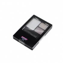 Sombra Maybelline Expert Wear Quads Charcoal Smokes 4Q