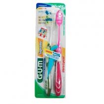 Cepillo Dental Butler y Limpiador de Lengua x2