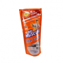 Mr. Musculo Total Cocina Naranja Doypack 500ml