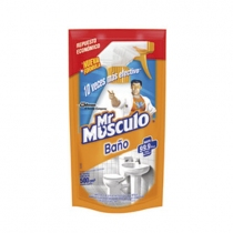 Mr. Musculo Baño Doypack 500ml