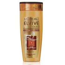 Shampoo Elvive Óleo Extraordinario Nutrición Intensa 200ml