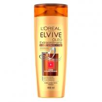Shampoo Elvive Óleo Extraordinario Nutrición Intensa 400ml