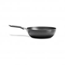 Wok 24cm Aluminio Ebony Negro