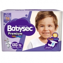 Babysec Premium XXG (+13 Kg) - x96