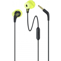 Auriculares JBL In-Ear Run Black/Yellow
