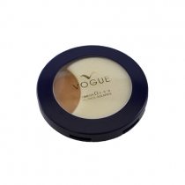 Polvo Vogue Compacto Natural Tropico