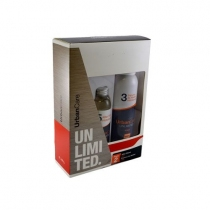 Pack Urban Care Unlimited Espuma 149GR + After Shave 75ML