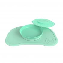 Plancha Click Mat + Plato Twistshake +6m Verde
