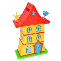 Henry Monstruito Playset Casa Fisher Price