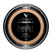 Polvo Compacto Vogue Larga Duración Avellana