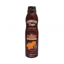 Aceite Hawaiian Tropic Argan FPS15 220ML