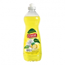 Detergente Cristal Limón 500ml