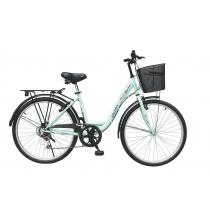 Bicicleta Okan Urbana Berna Dama Rodado 26