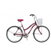 Bicicleta Okan Urbana Bluzz Dama Rodado 26