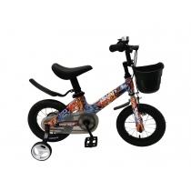 Bicicleta Infantil Okan Magnesio Rodado 12