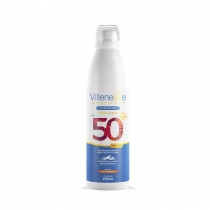 Protector Solar Villeneuve Continuous Spray FPS50 160ML