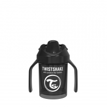 Vaso Twistshake 230 ml +4m Negro
