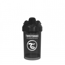 Vaso Twistshake 300 ml +8m Negro