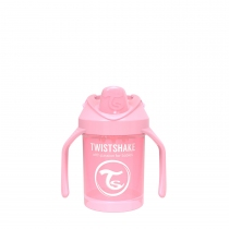 Vaso Twistshake 230 ml +4m Rosa