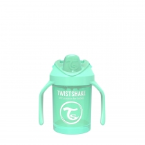 Vaso Twistshake 230 ml +4m Verde