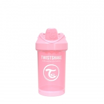 Vaso Twistshake 300 ml +8m Rosa