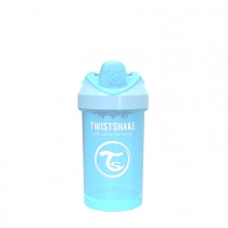 Vaso Twistshake 300 ml +8m Celeste