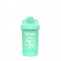 Vaso Twistshake 300 ml +8m Verde