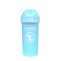 Vaso Twistshake Kid 360 ml +12m Celeste