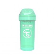 Vaso Twistshake Kid 360 ml +12m Verde