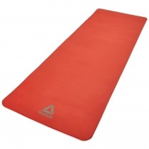 Colchoneta Yoga Reebok Mat 7mm Roja