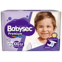 Babysec Premium XXG (+13 Kg) - x24