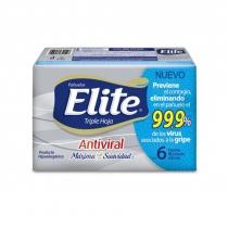 Pañuelos Elite Antivirales 6u