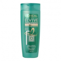 Shampoo Elvive Óleo Extraordinario Rizos Definidos 400ml