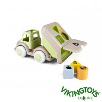 Viking Toys Ecoline Camión de Reciclaje