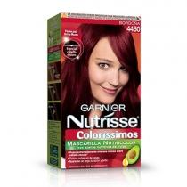 Tinta Garnier Nutrisse Borgoña N°4460