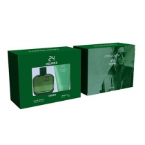 Set Casapueblo 24Hs Green EDT 100ML + Gel de Ducha 100Gr