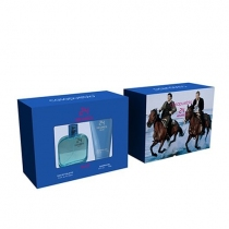 Set Casapueblo 24Hs Blue EDT 100ML + Gel de Ducha 100Gr
