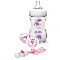 Set Elephant Avent para Regalo Nena 260 ml