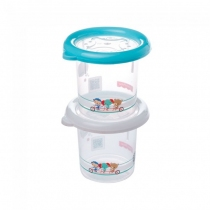 Recipiente Fisher Price 390ml 2u