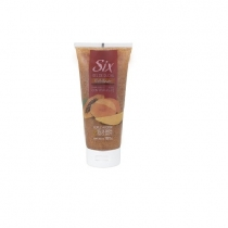 Gel de Ducha Six Exfoliante Mango y Papaya 195ML