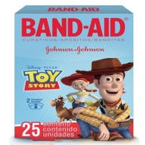 Curitas Band Aid Toy Story x25