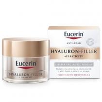 Crema Eucerin Hyaluron Filler+Elasticity Noche 50 ML