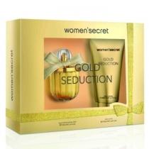 Pack Women'secret Gold Seduction 100 ML + Loción 200 ML