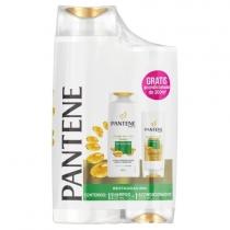 Shampoo Pantene Restauración 400ML + Acondicionador Restauración 200ML