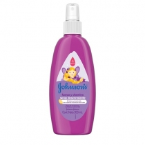 Spray J&J para Peinar Fuerza y Vitamina 200 ML